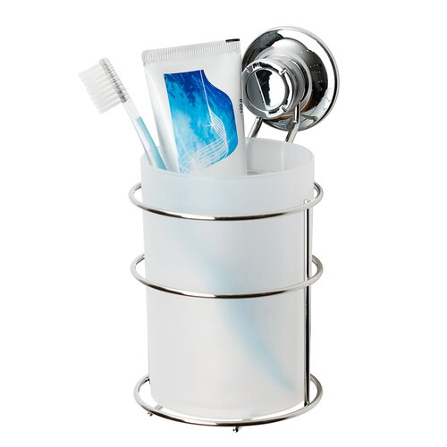 brush, toothbrush and toothpaste holder
